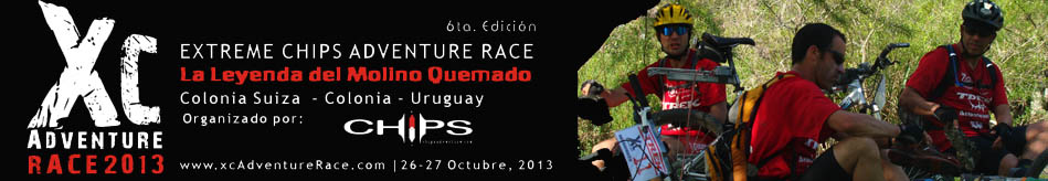XC Adventure Race Chips Adventure Uruguay